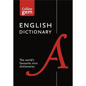 Image of Collins Gem English Dictionary