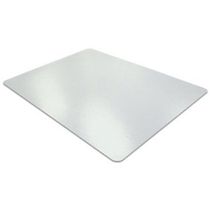 Image of Ecotex Recycled Desk Mat / W610xD480mm / Translucent
