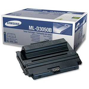 Image of Samsung ML-D3050B Black Laser Toner Cartridge