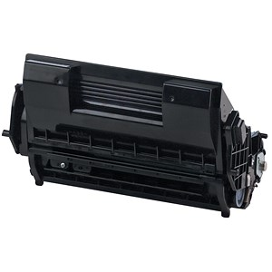 Image of Oki 1279001 Black Laser Toner Cartridge