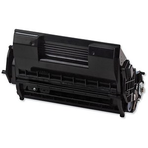 Image of Oki 1279101 High Yield Black Laser Toner Cartridge