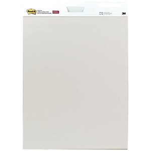 Image of Post-It Meeting Chart / Self-Adhesive / 30 Sheets / A1 / Pack of 2