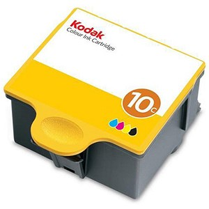 Image of Kodak 10 Series Colour Inkjet Cartridge