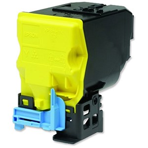 Image of Epson S050590 Yellow Laser Toner Cartridge