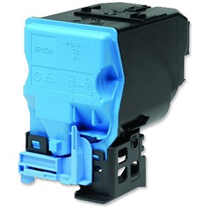 Image of Epson S050592 Cyan Laser Toner Cartridge