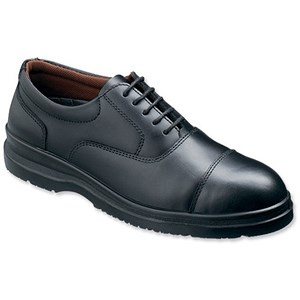 Image of Sterling Steel Oxford Shoes / Size 11 / Black