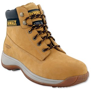 Image of Dewalt Hiker Boots / Size 7 / Wheat
