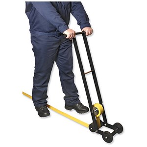Image of Lane Marking Applicator for Internal Floors Capacity 100mm Tape Width