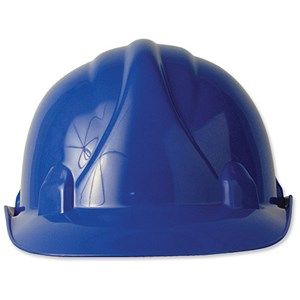 Image of Martcare MK1 Adjustable Helmet - Blue