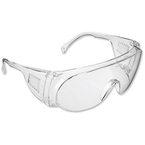 Image of Spectacles Polycarbonate Clear Lens