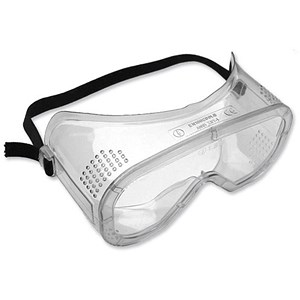 Image of Martcare Impact Goggles - High-resistance Polycarbonate Lens