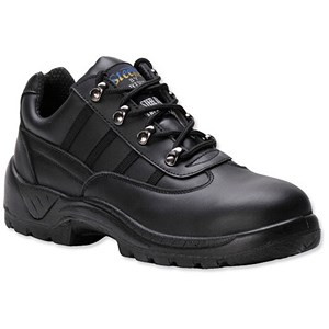Image of Portwest S1P Trainer Shoes / Size 12 / Black