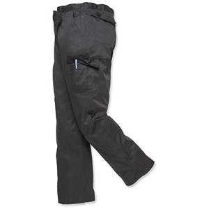 Image of Portwest Combat Trousers / Regular 32in / Navy