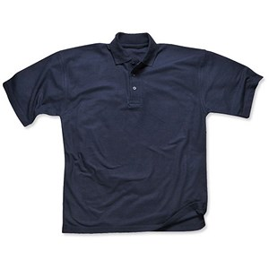 Image of Portwest Polo Shirt / Navy / Medium
