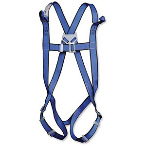 Image of Metacare Spartan 40 Full Body Harness / Adjustable / Polyamide Straps