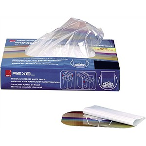 Image of Rexel WS2H Waste Sacks Polypropylene 200 Litres Ref 40014 [Pack 50]