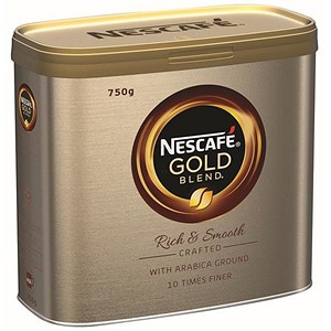 Image of Nescafe Gold Blend Instant Coffee - 750g Tin