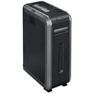 Image of Fellowes 125i Professional Shredder 5.8mm Strip Cut 53 Litre P-2 18 Sheet Ref 4613101