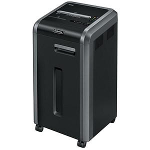 Image of Fellowes 225i Shared Workspace Shredder Ribbon Cut DIN3 P-2 Ref 4623101