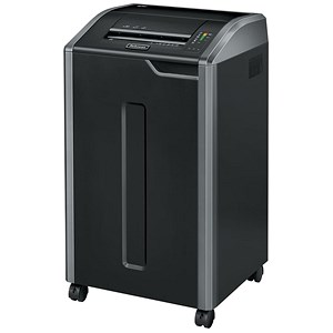 Image of Fellowes 425Ci Shredder Cross-cut DIN3 P-4 Ref 4698001