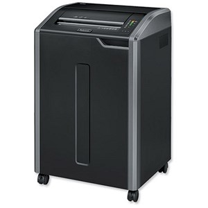 Image of Fellowes 485i Shredder Ribbon Cut DIN2 P-2 Ref 4699501