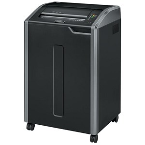 Image of Fellowes 485Ci Shredder Cross-cut DIN3 P-4 Ref 4699001