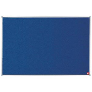 Image of 5 Star Noticeboard / Aluminium Trim / W1200mmxH900mm / Blue