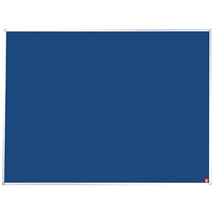 Image of 5 Star Noticeboard / Aluminium Trim / W1800mm x H1200mm / Blue