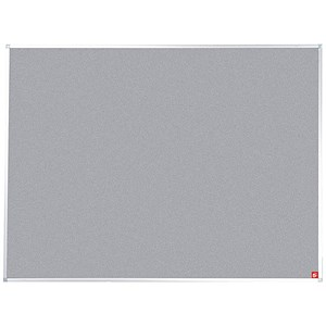 Image of 5 Star Noticeboard / Aluminium Trim / W1800mm x H1200mm / Grey