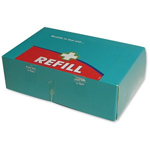 Image of Wallace Cameron BS8599-1 First Aid Kit Refill Food - Medium
