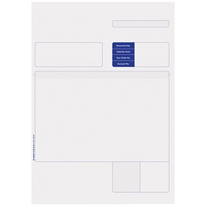 Image of Sage Compatible A4 Invoice for Laser or Inkjet - Pack of 500