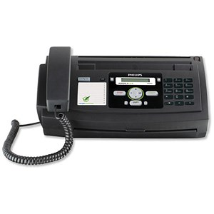Image of Philips Magic 5 Eco PPF631 Fax Machine 50 Speed Dials 15pp Memory Ref PPF631E/GBB