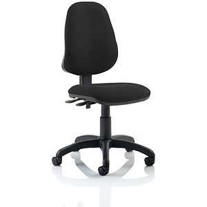 Image of Trexus 2 Lever Operator Chair - Black