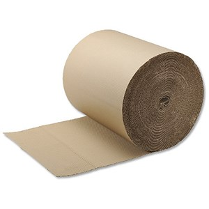 Image of Corrugated Paper Roll - 650mmx75m