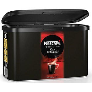 Image of Nescafe Cap Colombie Instant Coffee - 500g Tin
