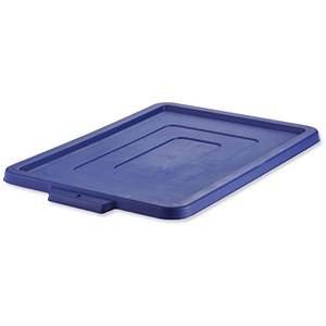 Image of Strata Storemaster Jumbo Lid / Blue / Lid Only
