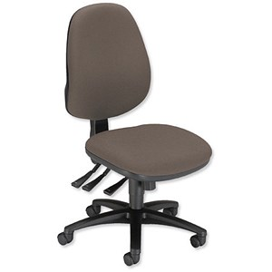 Image of Sonix Support S1 Chair Asynchronous High Back Seat W480xD450xH460-570mm Shadow Grey