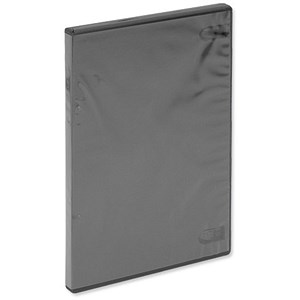 Image of Slimline DVD Case / Black / Pack of 5