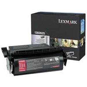 Image of Lexmark 1382625 High Yield Black Laser Toner Cartridge
