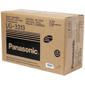 Image of Panasonic UG-3313 Black Fax Ribbon Thermal Process Unit