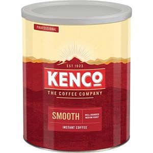 Image of Kenco Really Smooth Instant Coffee - 750g Tin