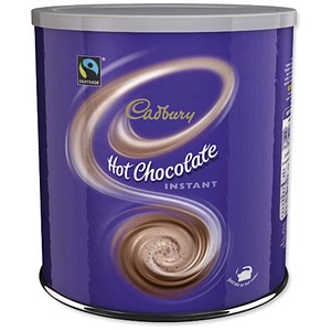 Image of Cadbury Chocolate Break Fairtrade Hot Chocolate Powder / 70 Servings / 2kg