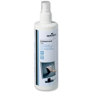 Image of Durable Screenclean Pump Spray / Alcohol-Free / 250ml