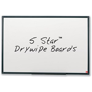 Image of 5 Star Lightweight Drywipe Board - W600xH450mm