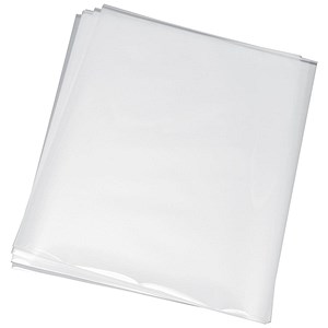 Image of GBC A2 Laminating Pouches / Thin / 160 Micron / Glossy / Pack 100