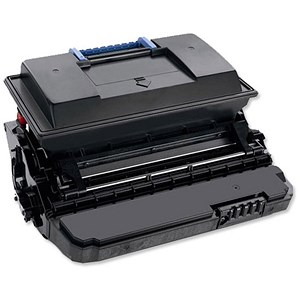 Image of Dell NY312 High Capacity Black Laser Toner Cartridge