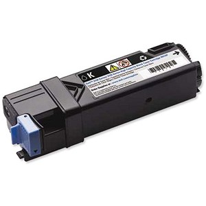 Image of Dell 2150/2155 High Capacity Black Laser Toner Cartridge