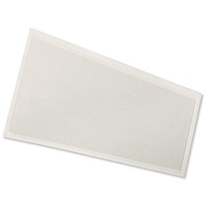 Image of Durable Self-adhesive Filing Pocket A4 Left / Pack of 100