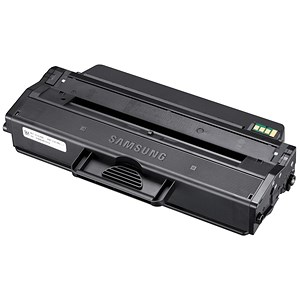 Image of Samsung MLT-D103L Black Laser Toner Cartridge and Drum Unit