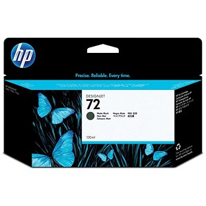 Image of HP 72 Matte Black Ink Cartridge